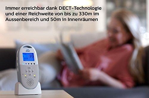 Philips Avent SCD580/00 Babyphone, weiß - 3
