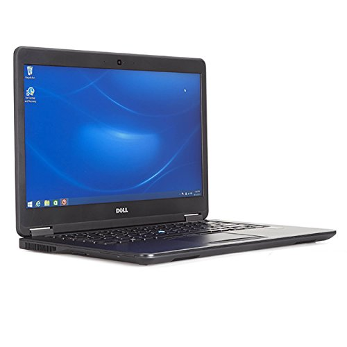 Dell Latitude E7450 14 Inch (Intel Core i5-5300U 2.6 GHz, 8 GB RAM, 256 GB SSD, WLAN, Webcam, Integrated Graphics, Windows 7 Professional/Windows 8.1)