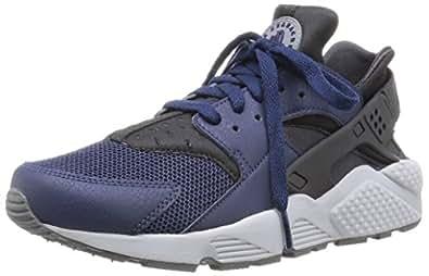 Nike Men Air Huarache (navy / midnight navy/dark ash/cool grey/midnight navy) Size 10 US