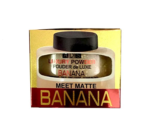 ADS Meet Matte Banana Powder