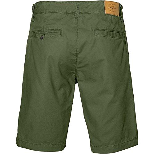 O'Neill Friday Night Chino Shorts, Pantaloncini Uomo Bronzo Gre