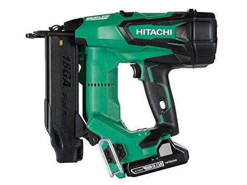 Hitachi sans fil 18g droite BRAD Cloueuse 18V 2x 3,0Ah...