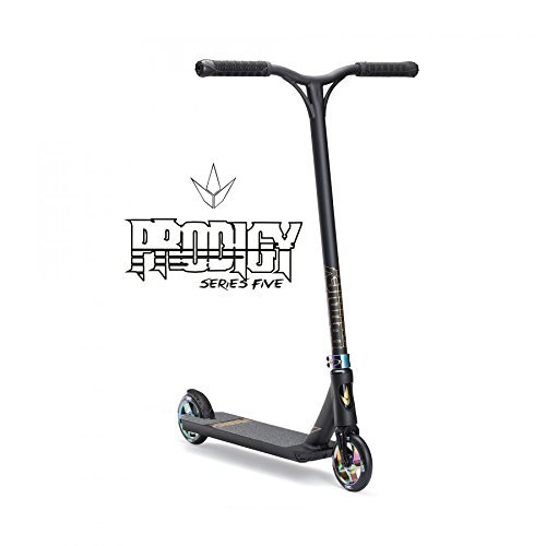 Blunt ScooterFreestyle Prodigy S5–Patinete, color negro, negro