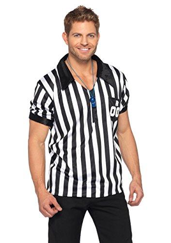 Kostüme Schiedsrichter (Leg Avenue Männer Schiedsrichter Kostüm, 1)