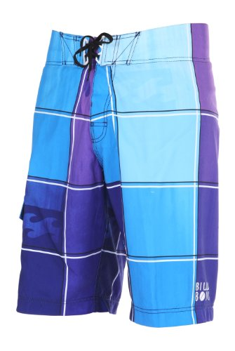 Billabong Herren Badeshort Box Out Fred Von Ost, blue, 30, J1BS27BIS2 (Billabong-box)