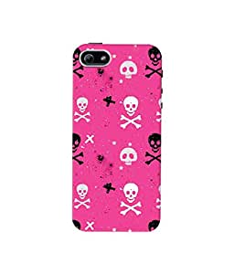 Sketchfab Head of Human skull Latest Design High Quality Printed Designer Back Case Cover For Apple Iphone 5