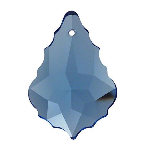 Suncatcher Venezia Cristaux 38 mm Saphier ~ Bleu K9 ~ Feng Shui