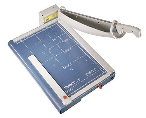 Dahle 867 Hebelschneider (Papierschneidemaschine mit einer Schnittlänge von 460 mm, bis zu DIN A3)