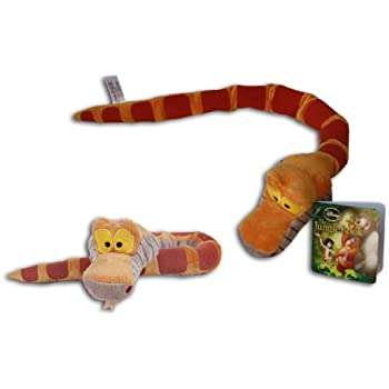 serpent Kaa 45cm Peluche Le Livre de la Jungle: Amazon.fr