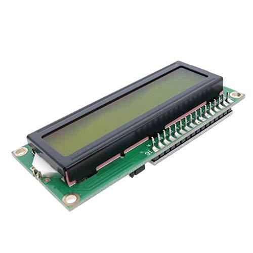 1 Stücke Lcd1602 Lcd Monitor 1602 5 V Blauen Bildschirm Und Weiß Code Für Arduino Elegante Form Optoelektronische Displays