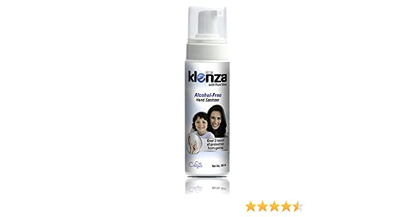Buy Klenza Alcohol Free Hand Sanitizer 50 Ml Foam Online At Low