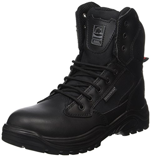 Unknown - Botas para hombre negro negro, color negro, talla 42