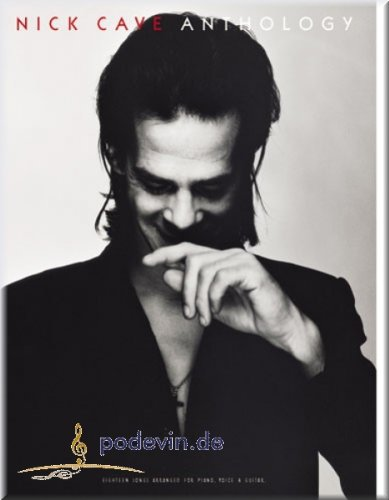 Nick Cave Anthology - Noten Songbook [Musiknoten]