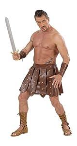 WIDMANN Roman Gladiator skirt and Cuffs (disfraz)