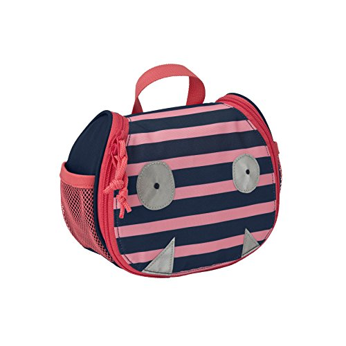 Lässig GmbH Mini Trousse de Toilette Mad Mabel, 20 cm, Navy Corail