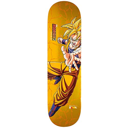 Primitive X Dragon Ball Z Intl Rodriguez SS Goku Deck Gold - 8