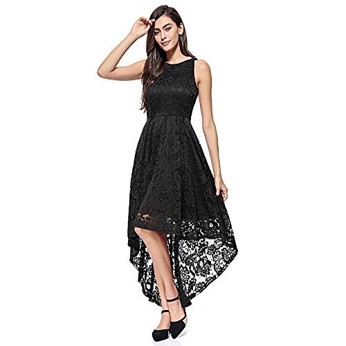 f17f911b0 Kuty Lace Dress One Piece (M, Negro)
