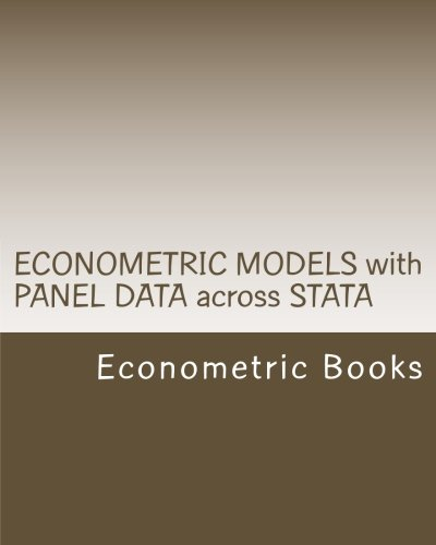 Dynamic Panel Model (ECONOMETRIC MODELS with PANEL DATA across STATA)