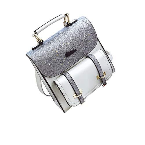 OIKAY Mode Damen Tasche Handtasche Schultertasche Umhängetasche Mode Neue Handtasche Frauen Umhängetasche Schultertasche Strand Elegant Tasche Mädchen 0605@021