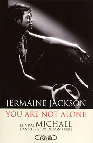 You are not alone. Le vrai Michael dans les yeux de son frere