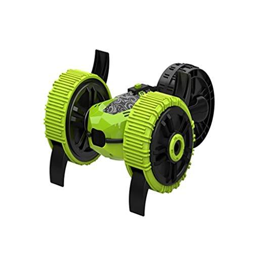 Hffan Ferngesteuertes Auto, Wiederaufladbar RC Stunt Auto Rennauto mit Fernnedienung 2.4Ghz Radio Ferngesteuerter Buggy Auto High Speed Spielzeugauto Rennfahrzeug für Kinder ab 6