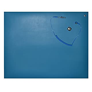 Aituo 500 x 600 Desktop Anti Static ESD Grounding Mat Computer PC BuildPrevents Build up of Static Electricity (Blue)