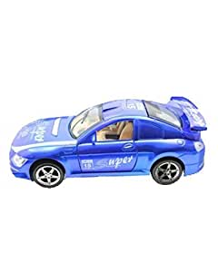 King Driver Remote Control Car Opening Doors RC Toys with Rechargeable Batteries - Blue