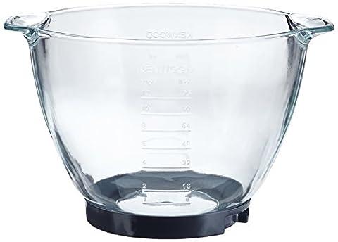 Kenwood AT 550 Glas-Rührschüssel Chef, 898