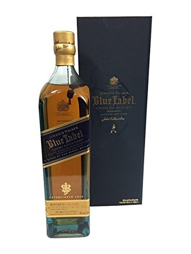 Johnnie Walker, Blue Label, 1 Liter, 40% vol. (1 Blue Label Liter)