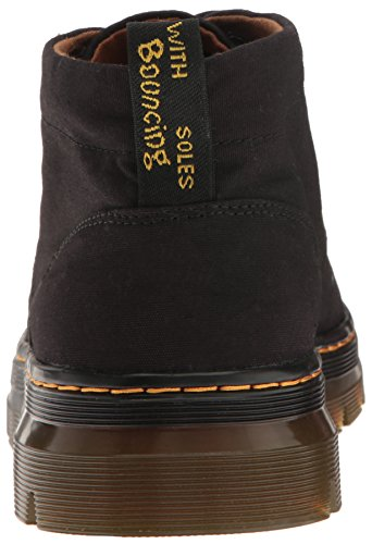 Dr.Martens Womens Bonny Extra Tough Nylon Boots Black Canvas