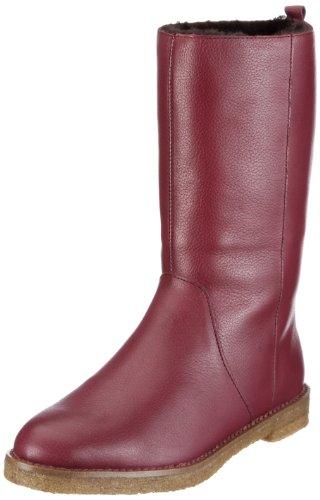 flip*flop taari nappa 20542, Bottes femme rouge/bordeaux - V.1