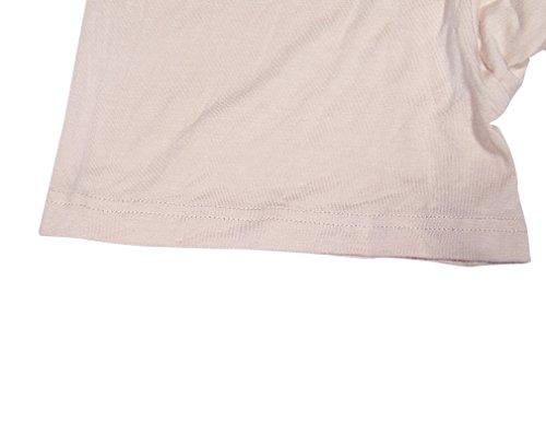 2er/3er Pack Damen Panties Spitzenhöschen Baumwolle Unsichtbare Slips Boxershorts Unterhosen Unterwäsche mit zufällige und kostenlos Wäschebeutel 3er Pack: Plain Schwarz/Nude/Weiß