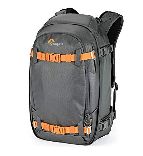 Lowepro LP37226-PWW Whistler BP 350 AW II Outdoor Rucksack (geeignet für jede Jahreszeit für Pro DSLR and Spiegellose Kameras, Laptop und Outdoor Equipment), schwarz Lowepro Video