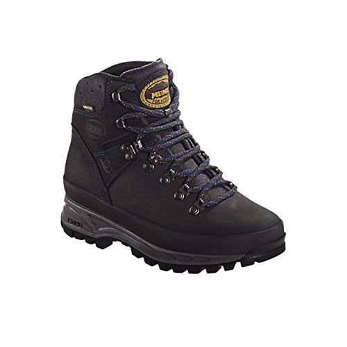 Meindl Schuhe Borneo 2 MFS Men - braun/nougat Blau