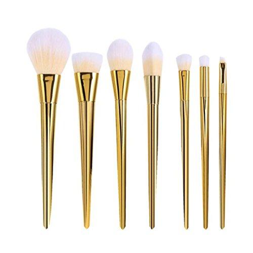 rosennie-7-pieces-kit-de-pinceaux-maquillage-professionnel-brosse-haute-standard-dore