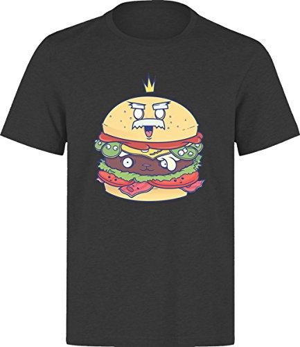 food-king-black-t-shirt-l