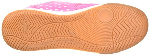 KangaROOS - Vander Court V, Pantofole Bambina Pink (MAGENTA/LT ROSE)