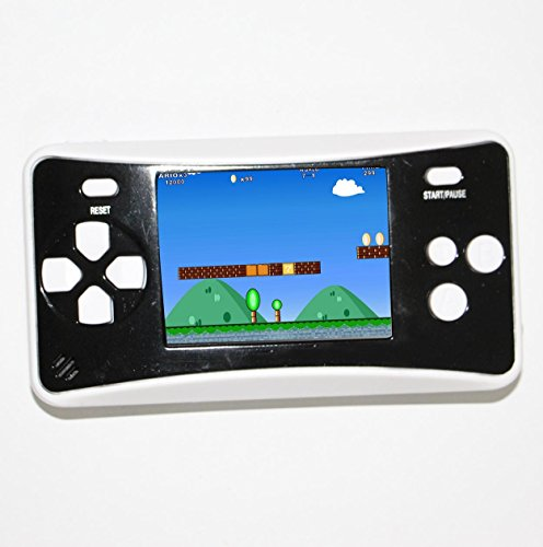 LCD Portable Retro Games Console. 150 games! HIghly rated by customers. Includes Mario, Donkey Kong, Pac-Man...