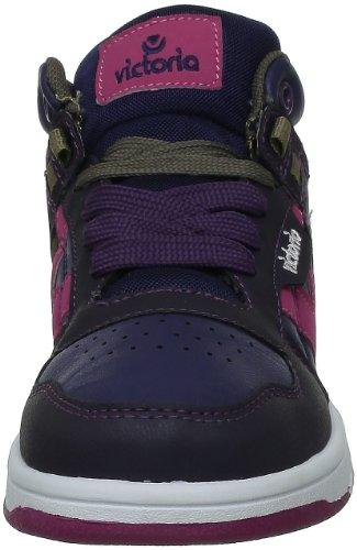 Victoria Sneaker Multicolor Kids, Baskets mode mixte enfant Bleu (Azul)