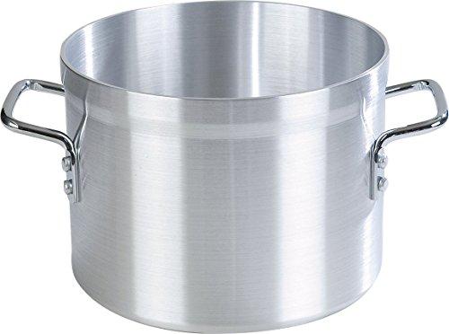 'CARLISLE 61210Aluminium 3003Standard Gewicht Lager Topf, 10Quart Kapazität 10 Quart Stock Pot