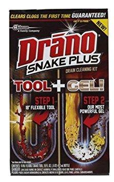 Drano Snake Plus Abflussreiniger, 473 ml