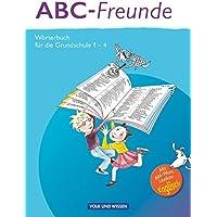 ABC-Freunde - Für das 1. bis 4. Schuljahr - Östliche Bundesländer: Wörterbuch mit Bild-Wort-Lexikon Englisch