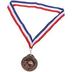 Gazechimp Juegod de Deportes Ganadores de Medalla Entrega Premios Partido Traje Medalla Baloncesto - Bronce