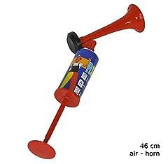 Idea Regalo - Tromba da stadio con pompa manuale