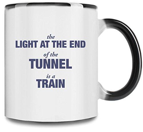 the tunnel 11oz Farbe ändern Becher (Tunnel Trinken)