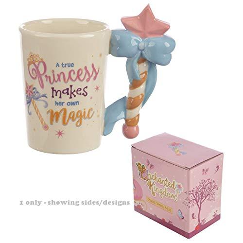 Prinzessin Zauberstab Griff-Tasse
