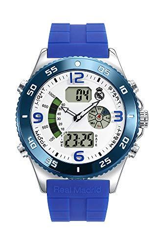 Reloj Oficial Real Madrid Hombre RMD0010-04