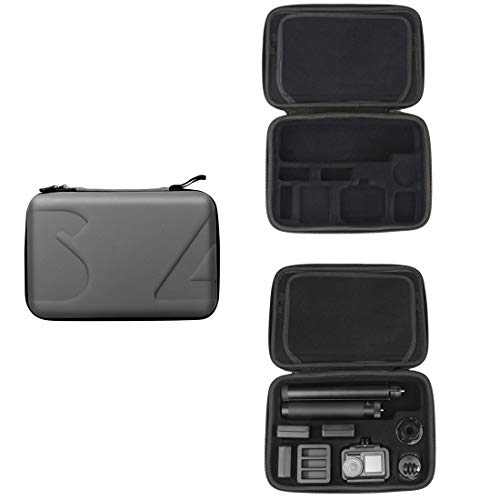 TETAKE Tasche Case Koffer für DJI Osmo Action Cam Digitale Actionkamera und Zubehör