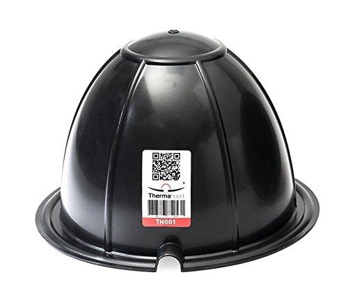 Thermahood TH 001-40 - Juego de fundas para lámparas de techo y...