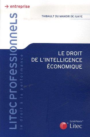 Droit de l'intelligence économique